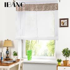 Roman Curtains Roman Shades Styles Promotion Shop For Promotional Roman Shades