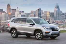 lexus rx or honda pilot 2016 honda pilot first drive video