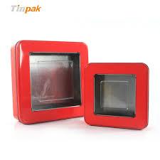 window tin box manufacturer wholesale tin window boxes china
