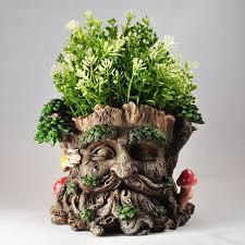 tree ent planter pot prezents