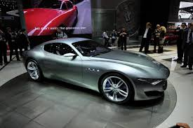 maserati gt 2016 maserati alfieri concept coupe makes love in geneva