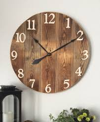 Unique Large Wall Clocks Best 25 Large Wall Clocks Ideas On Pinterest Big Clocks Wall
