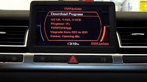 audi 2g mmi update audi mmi software update from 3360 to 4610