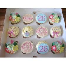 send cute birthday cupcakes for baby shower online by