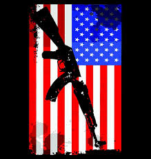 Alaska Flag Meaning Amazon Com Hoodie Vinatge Usa Ak 47 Gun American Flag Clothing