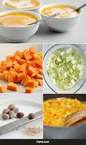 butternut squash soup recipe popsugar food