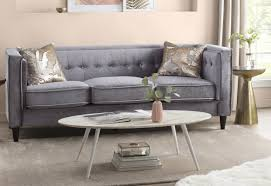 Chesterfield Sofa Sale by Willa Arlo Interiors Roberta Velvet Chesterfield Sofa U0026 Reviews
