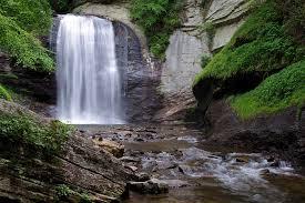 North Carolina waterfalls images Looking glass falls north carolina waterfall jpg