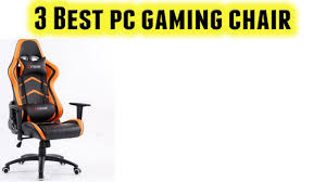 Best Buy Gaming Chairs Best Pc Gaming Chair Buy In 2017 Youtube