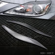 lexus isf for sale ireland real carbon fiber eyebrow eyelids for lexus is250 is300 is350 isf