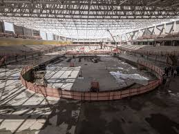 Olympics Venues What The Rio Olympics Infrastructure Looks Like Business Insider