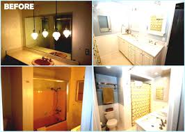 bathroom remodels before and after dact us