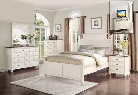 Full White Bedroom Set Homelegance Floresville Bedroom Set Antique White 1821 Bedroom