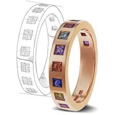 coloured rings jewelry images Engagement rings wedding and eternity rings harriet kelsall png