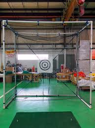 Backyard Golf Practice Net Golf Cages Golf Practice Nets And Impact Panels Indoor U0026 Outdoor
