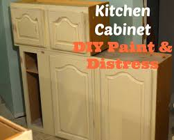 kitchen cabinet diy paint u0026 distress charity jean photography