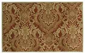 dimensions large chantilly spice accent rug traditional