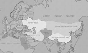 Mongol Empire Map Map Contest Two Final Round Alternate History Discussion