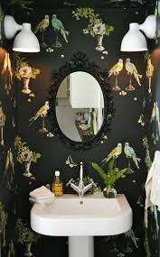 wallpaper bathroom designs 10 tips for rocking bathroom wallpaper