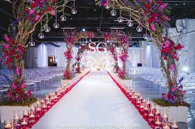 wedding arches orlando fl and kashif s wedding suhaag garden orlando