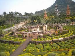 Nong Nooch Tropical Botanical Garden by Christianpfc Adventures In Thailand Nong Nooch Tropical Garden