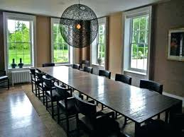 long dining room tables large dining room table seats 10 u2013 5