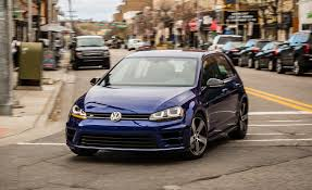volkswagen golf 2017 interior 2017 volkswagen golf r u2013 review u2013 car and driver