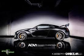 nissan gtr side view awesome black nissan gt r on adv 1 wheels side view sssupersports