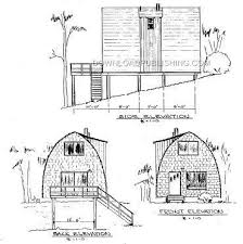 cabins plans a frame arch rafter cabin house plans blueprints lake front