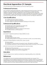 Contoh Resume Offshore Electrician Resume Examples Download Electrician Resume Sample