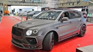 Bentley Bentayga Mansory Driving U0026 Sound Youtube
