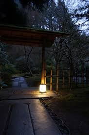 lighting up the japanese garden at night u2013 moments of ma