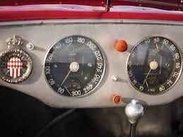 ferrari speedometer top speed rm sotheby u0027s 1950 ferrari 275s 340 america barchetta by