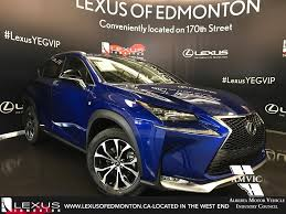 lexus nx blue new 2017 lexus nx 200t f sport series 2 4 door sport utility in