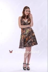 camo bridesmaid dresses cheap cheap halter v camo bridesmaid dress for sale