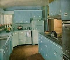 1950s kitchen how to give your old kitchen a new look on a budget