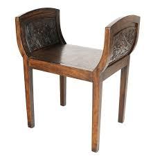 vintage chinese bench ebth