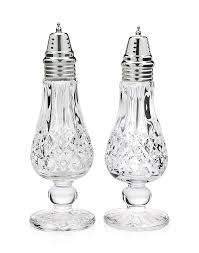 cute salt and pepper shakers amazon com crystal salt and pepper shakers by shannon kitchen