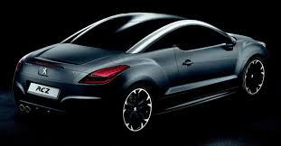 peugeot rcz mad for matte limited edition peugeot rcz asphalt for uk