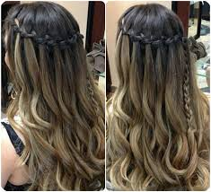 tutorial rambut waterfall top 9 ombre hairstyles for back to school vpfashion