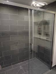 zciis gray slate tile shower design ideas and finished grey slate and carrara marble tiles pure stone