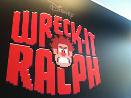 scenes wreck ralph disney animation