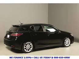 lexus hybrid drive warranty 2011 lexus ct 200h 2011 premium black brown warranty 018232 texas