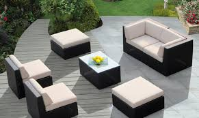 Gray Patio Furniture Sets Patio U0026 Pergola Admirable Home Depot Furniture Collection Solid