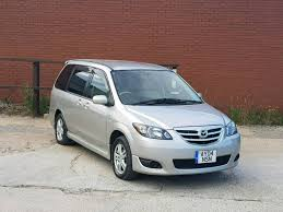 mazda mpv not bongo japanese automatic 7 seater similar to