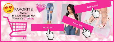 favorite places to shop online for women u0027s clothing trendy