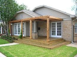 build pergola raised deck gorgeous pergola on deck u2013 home decor