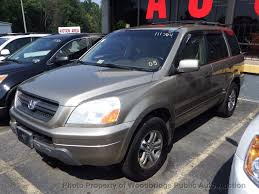 2005 honda pilot colors 2005 used honda pilot ex automatic at woodbridge auto