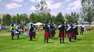 wasatch district pipe band grade 5 march medley utah