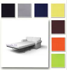 Ektorp Sleeper Sofa Slipcover Custom Made Cover Fits Ikea Ektorp Two Seat Sofa Bed Sleeper